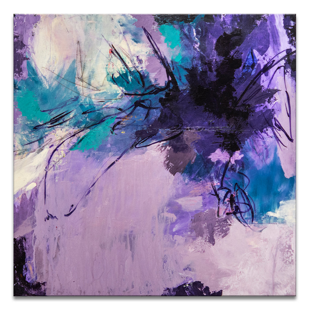 'Violet Splash' by Tammy Staab