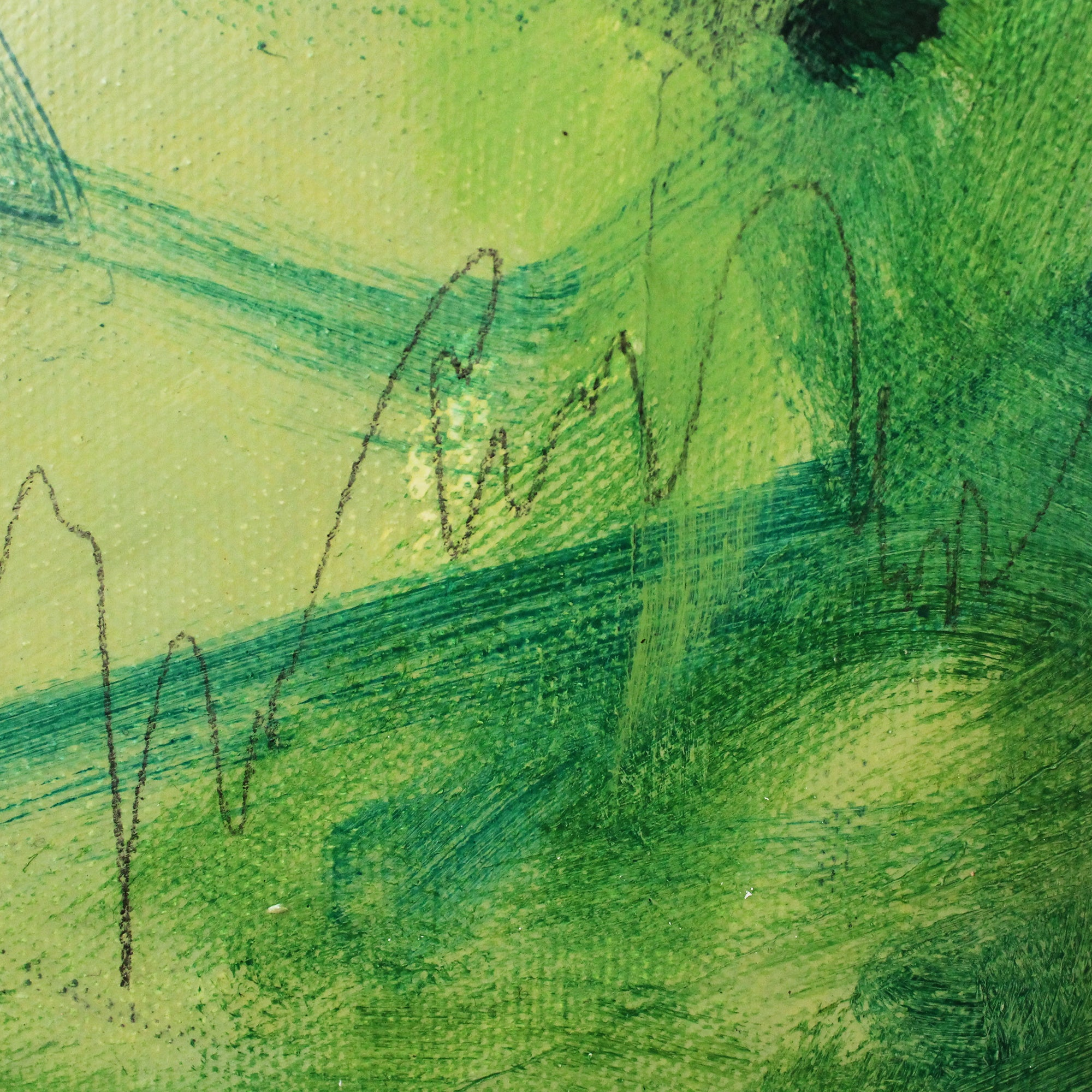 'Green Surroundings' by Tammy Staab