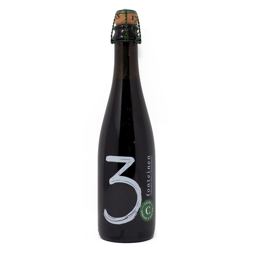 Oude Gueuze Cuvée Armand & Gaston (Season 17|18) Blend No. 79 from 3 Fonteinen - buy online