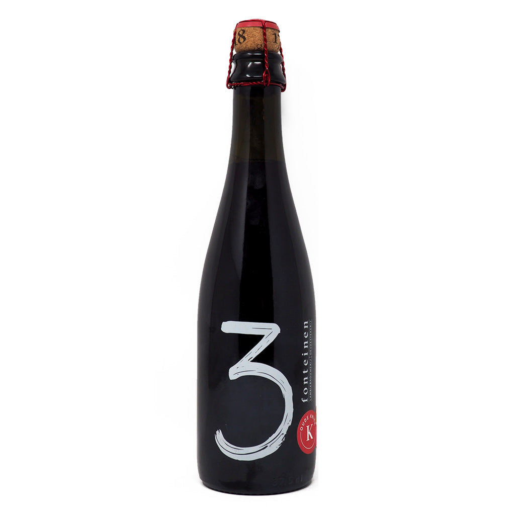 Oude Kriek (Season 17|18) Blend No. 72 from 3 Fonteinen - buy online