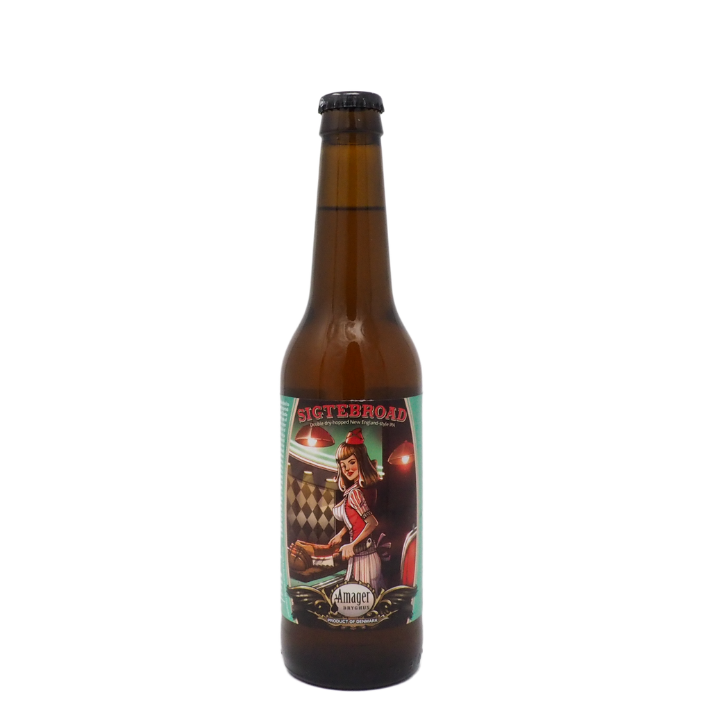 SigteBroad w/ Trillium Brewing Company from Amager Bryghus - buy online