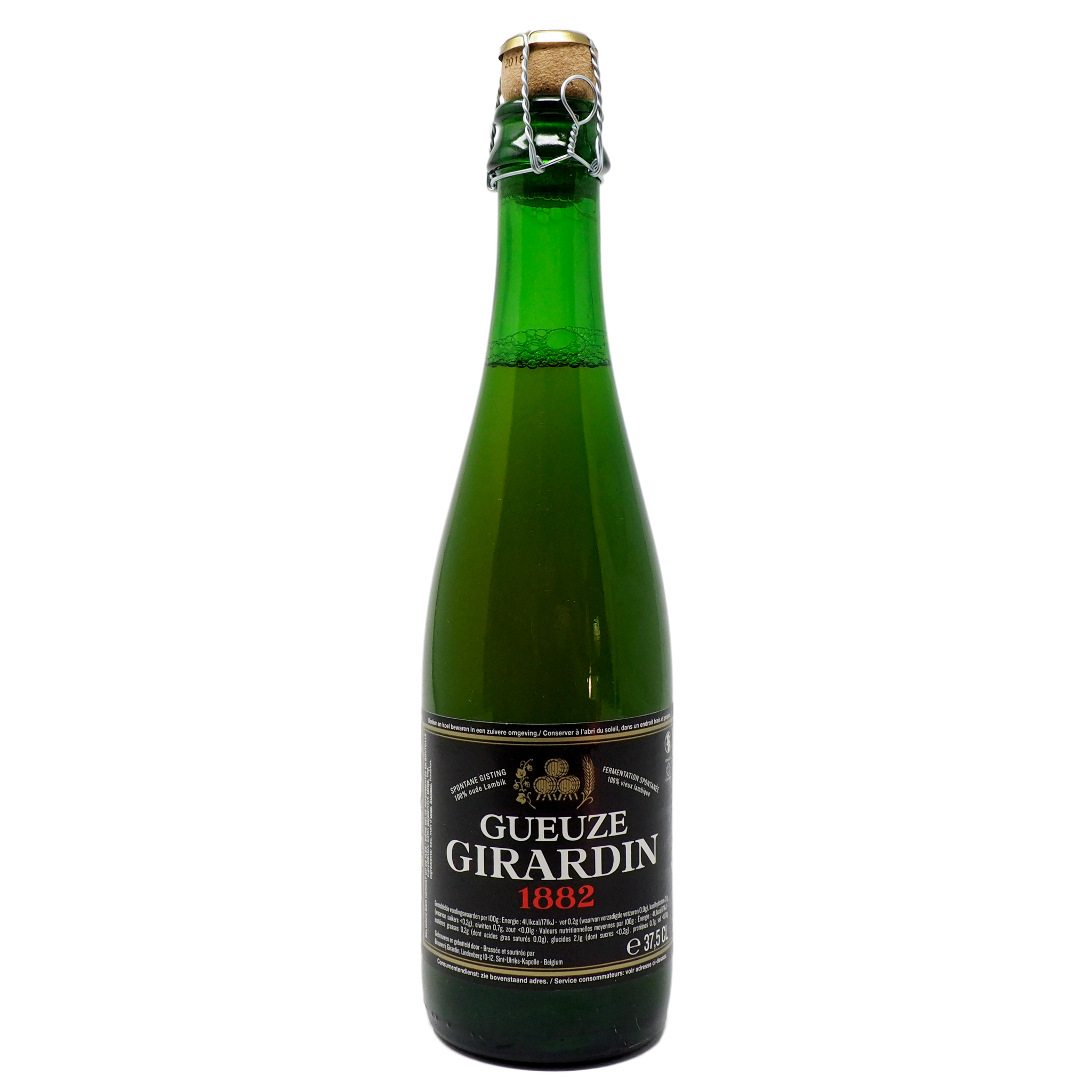 Gueuze Black Label