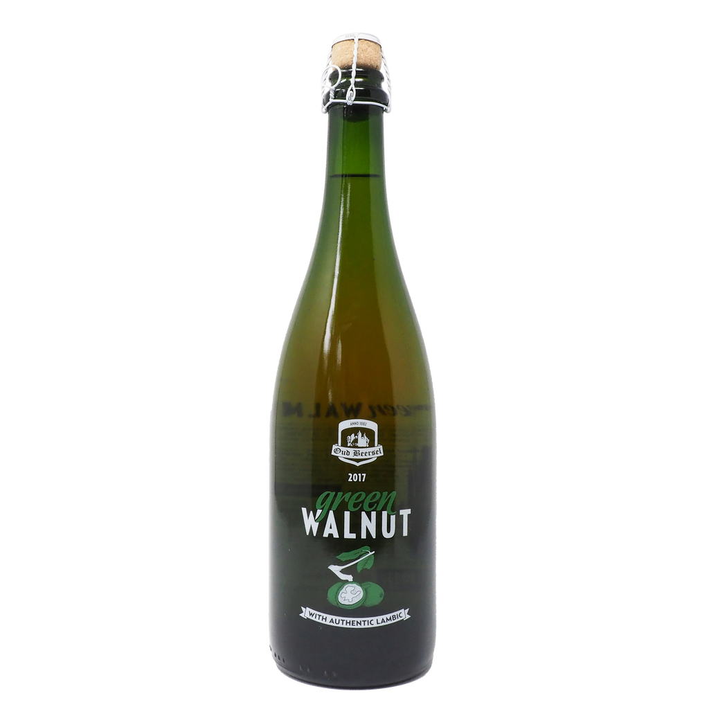 Oud Beersel Green Walnut Lambic from Oud Beersel - buy online