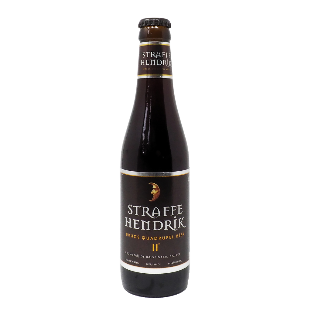 Straffe Hendrik Quadrupel from Halve Maan - buy online