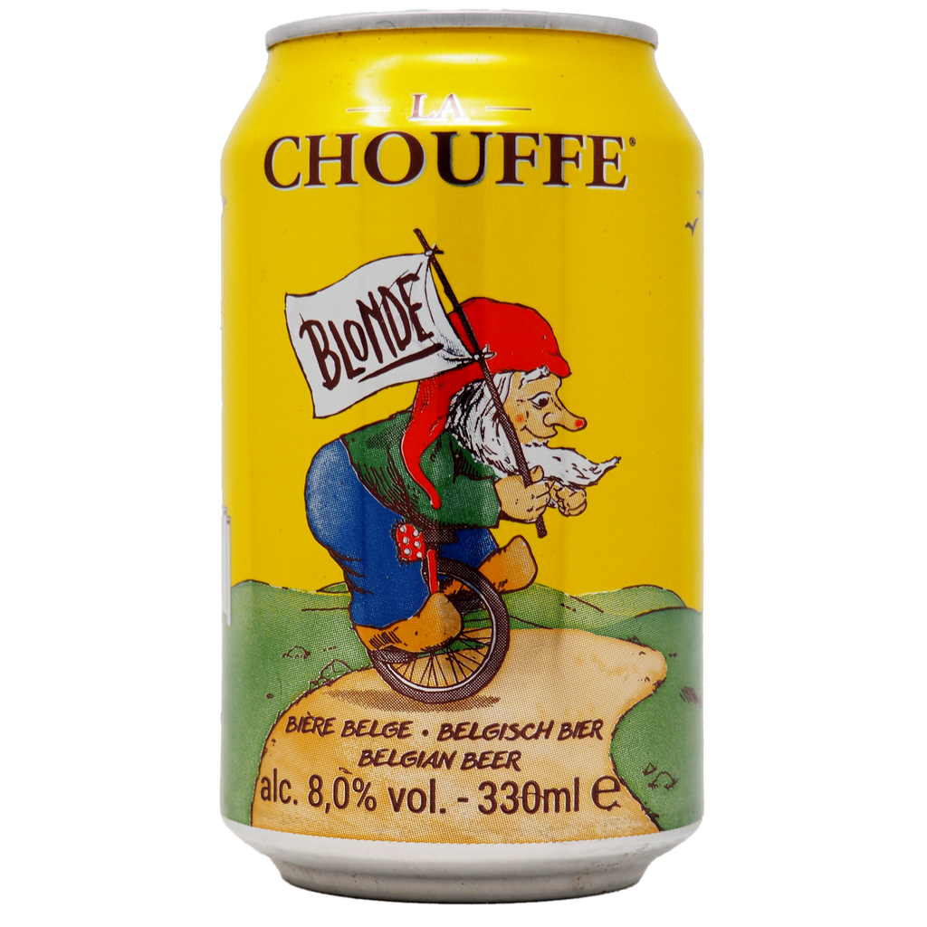 La Chouffe from Achouffe