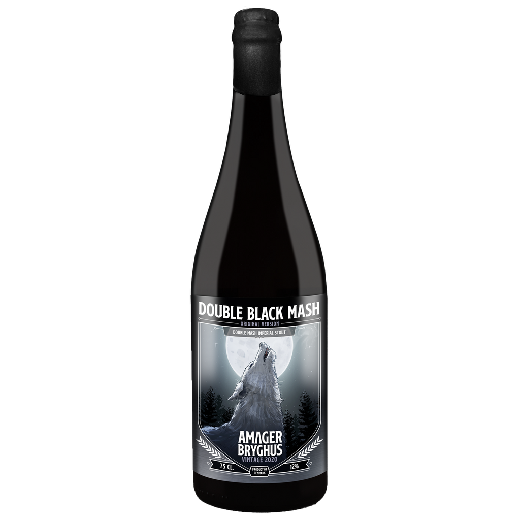Double Black Mash 2020 from Amager Bryghus - buy online