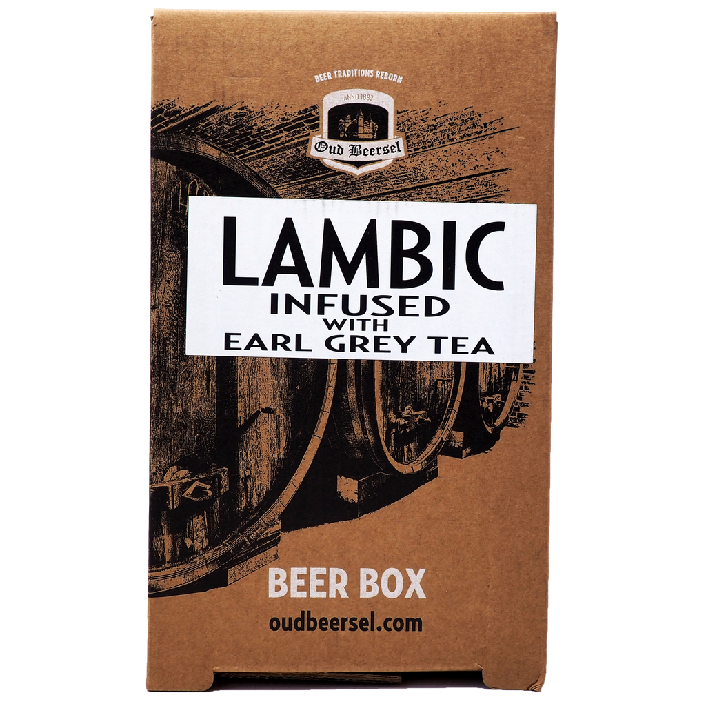 Lambic Infused Earl Grey Beer Box from Oud Beersel