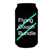 Flying Couch Can Bundle