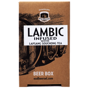 Lambic Infused with Lapsang Souchong Beer Box