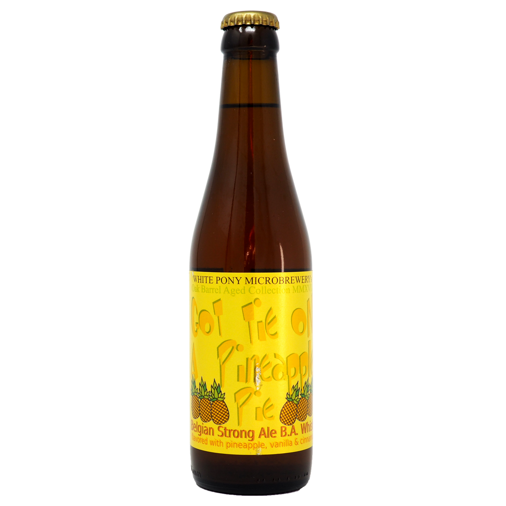 Got Tie on Pineapple Pie from White Pony Microbrewery - buy online