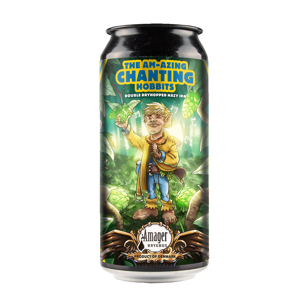 The Amazing Chanting Hobbits w/Tampa Bay Brewing from Amager Bryghus - buy online