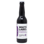 White Label Imperial Russian Stout Islay Whiskey BA Peated 2018