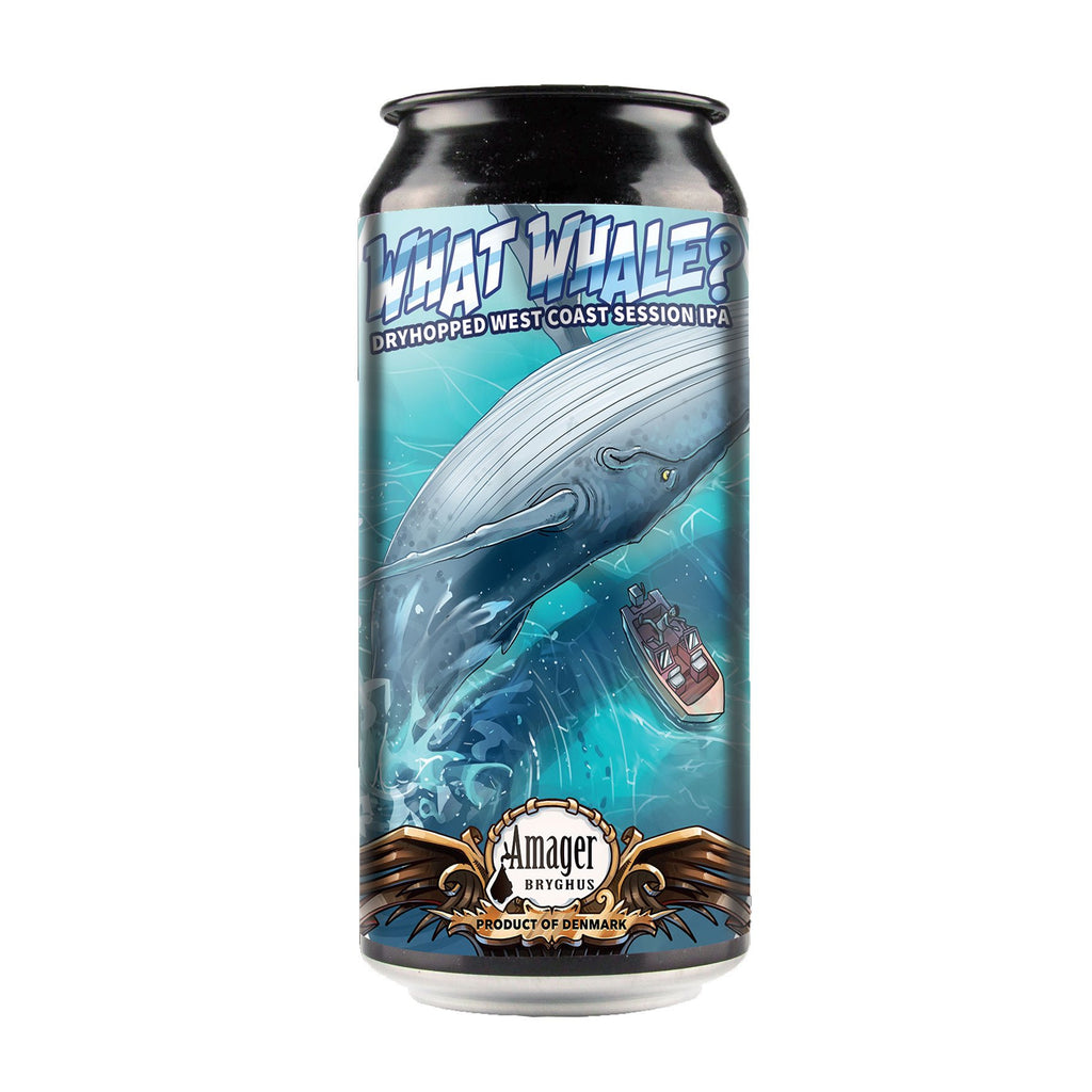 What Whale? from Amager Bryghus