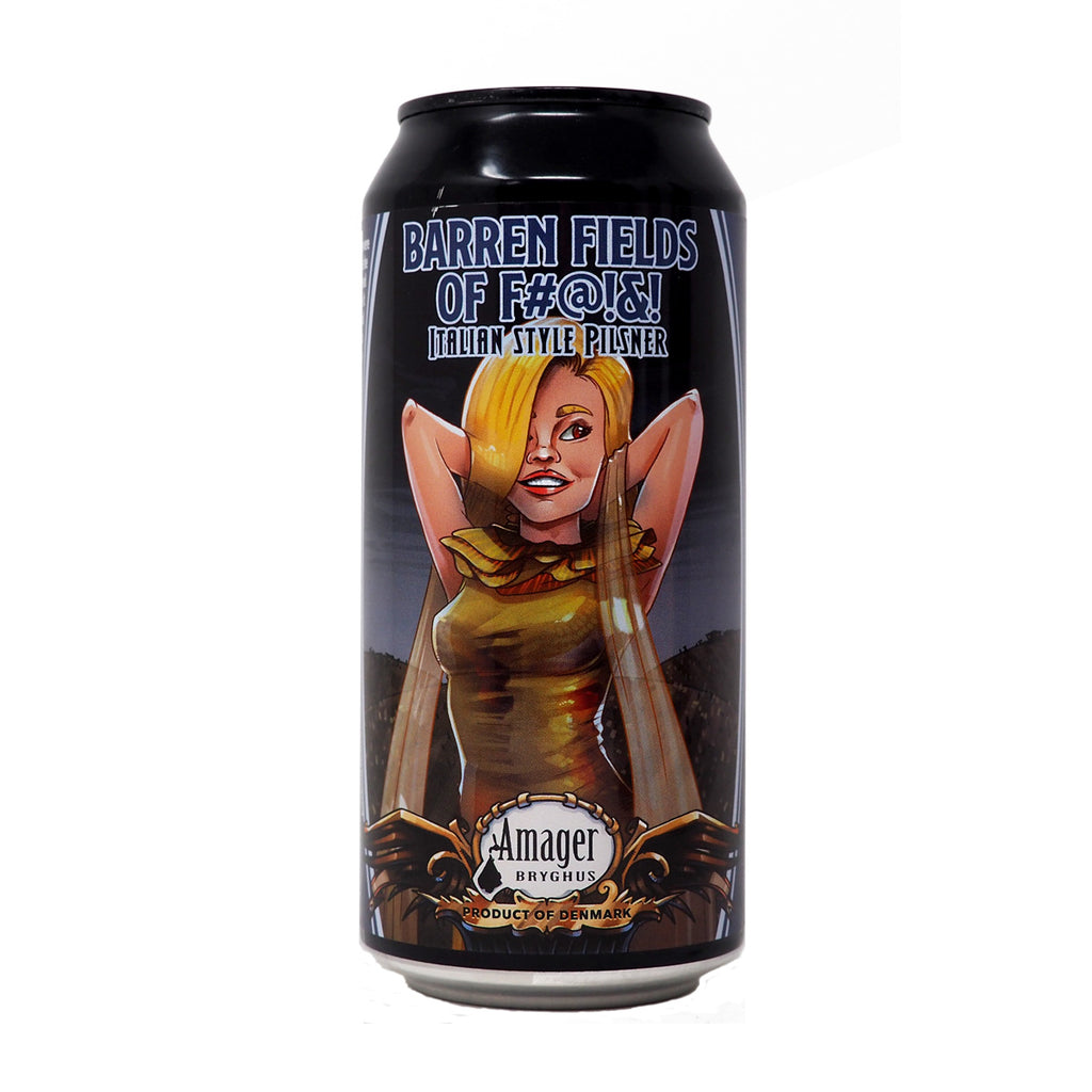 Barren Fields of F#@!&! from Amager Bryghus - buy online