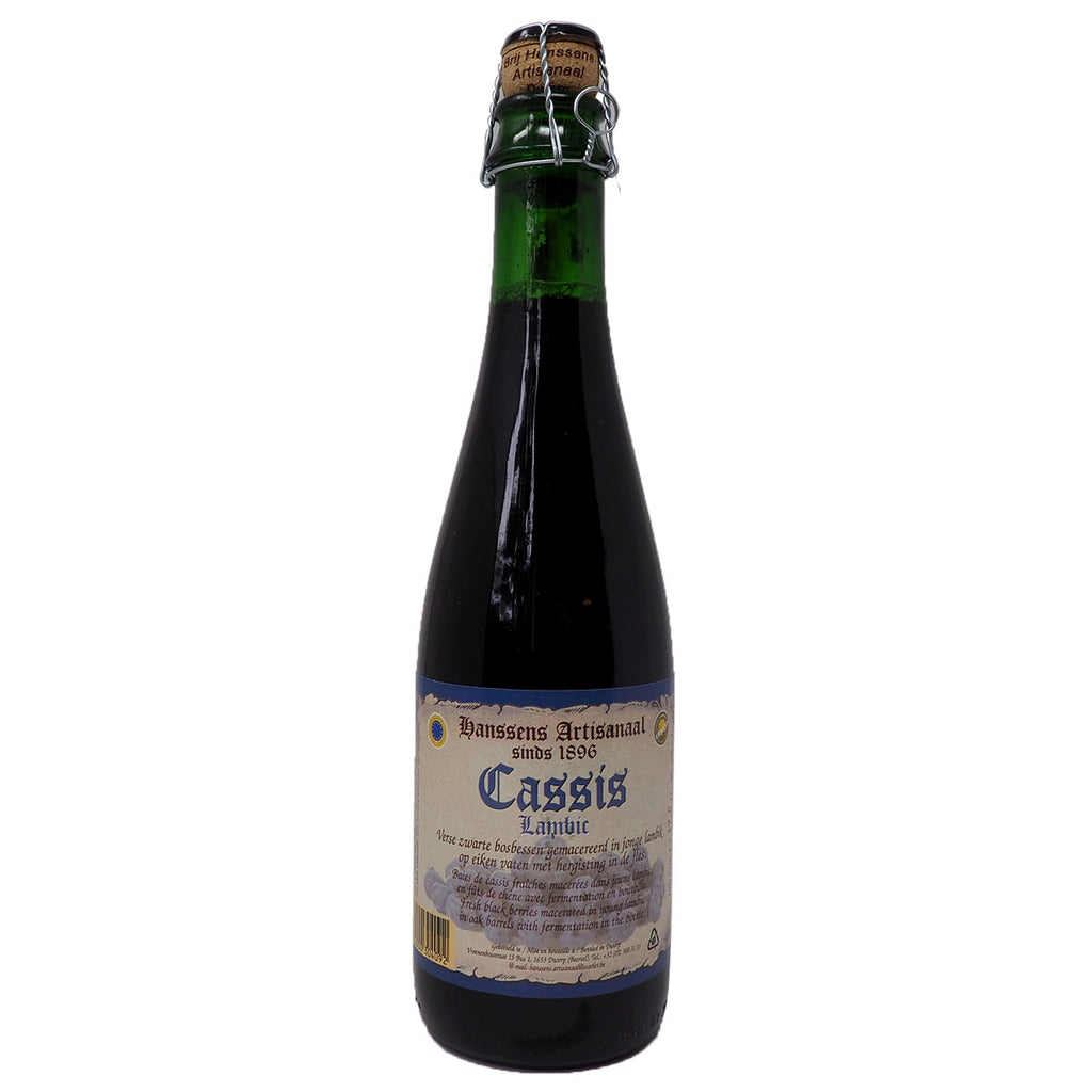 Cassis from Hanssens Artisanal - buy online