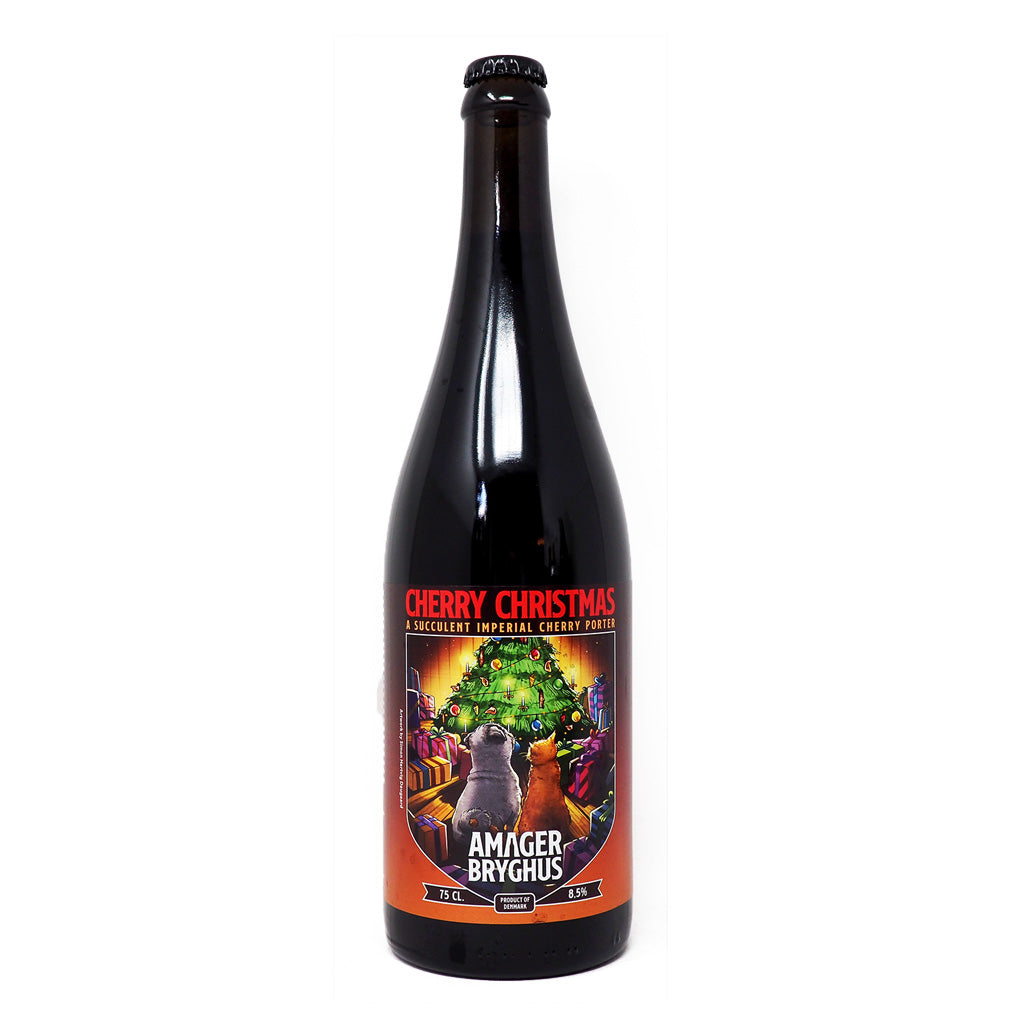 Cherry Christmas from Amager Bryghus - buy online