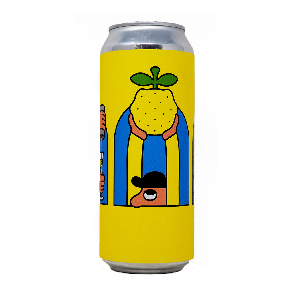 Sally's Seltzer Yuzu from Mikkeller - buy online