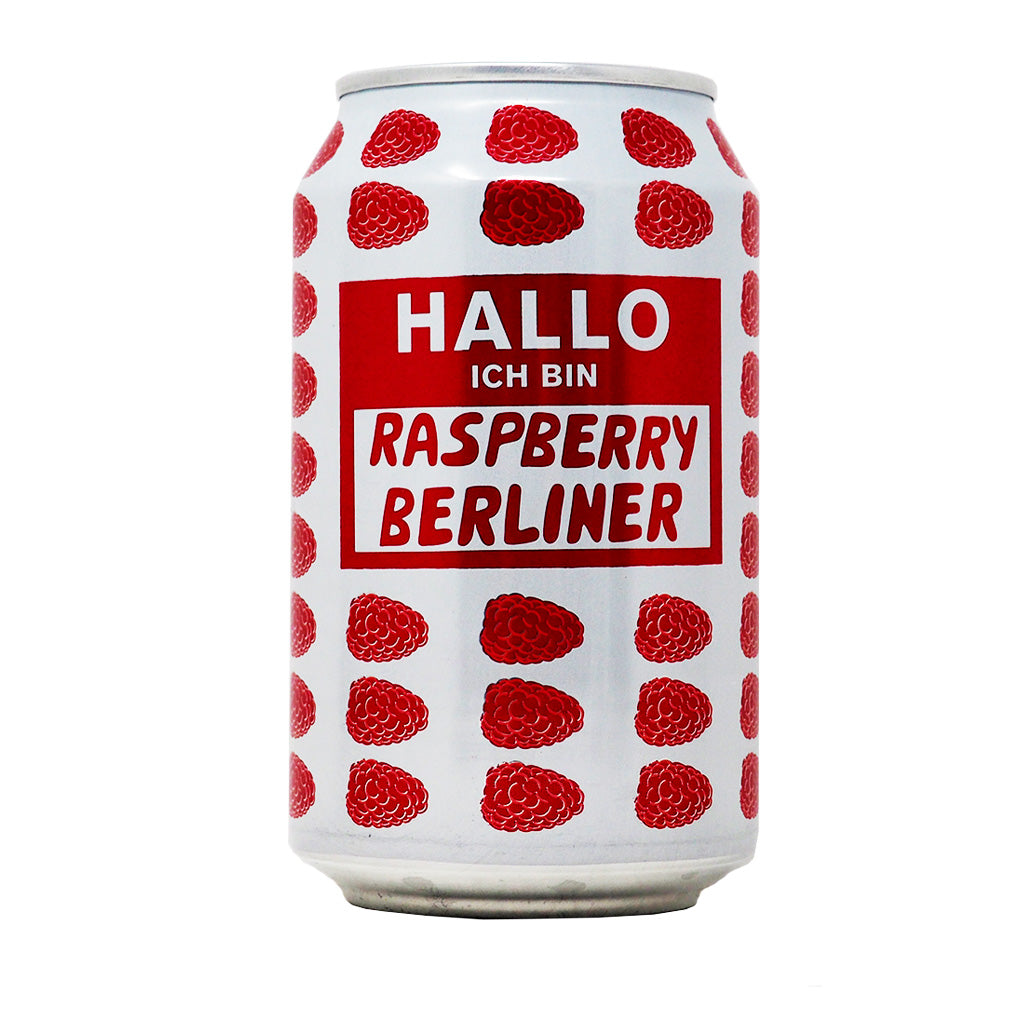 Hallo Ich Bin Raspberry Berliner from Mikkeller - buy online