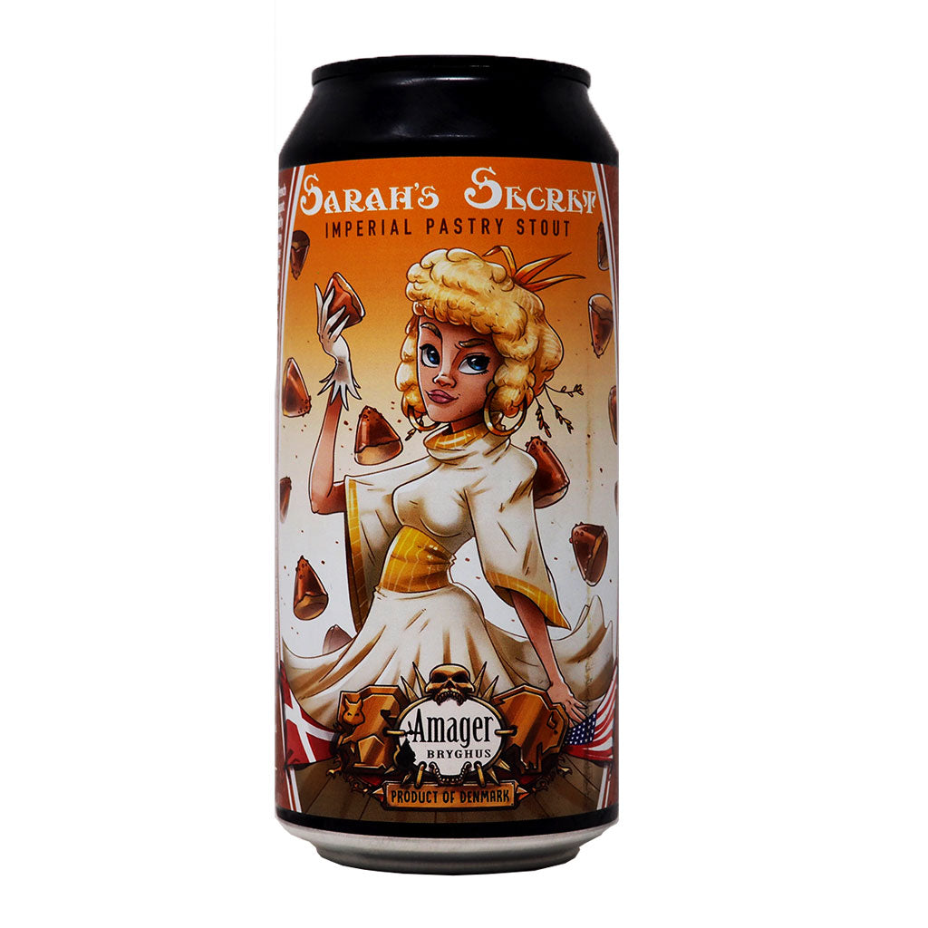 Sarah's Secret from Amager Bryghus - buy online