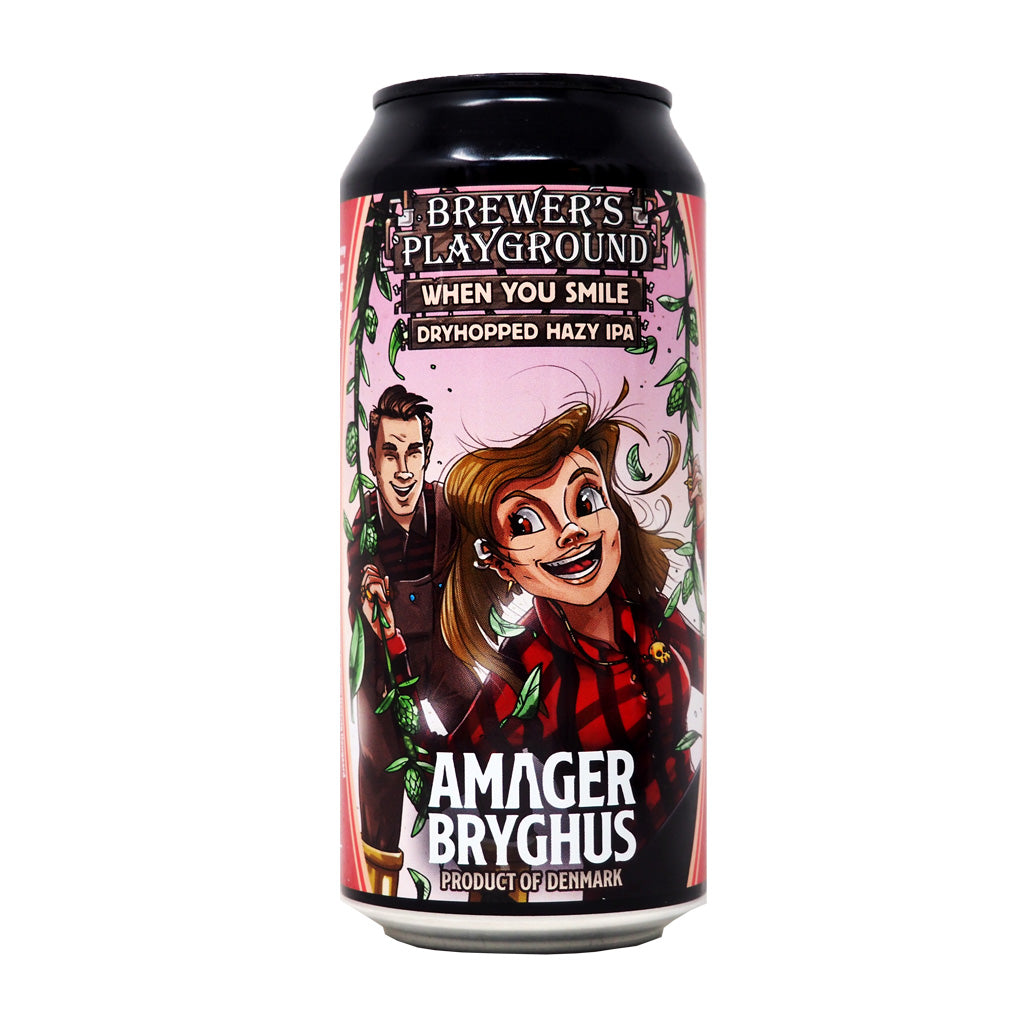 Brewer's Playground: When You Smile from Amager Bryghus - buy online