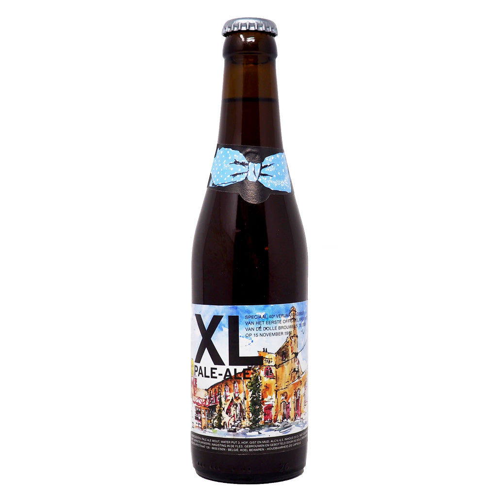 40th Anniversary XL Pale Ale from De Dolle - buy online