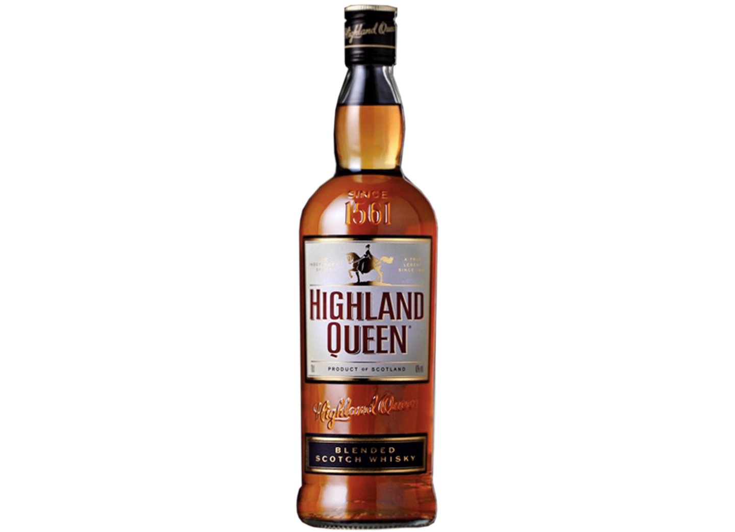 Whisky Highland Queen, BLENDED SCOTCH Highland Queen Whisky VinumMundi