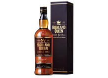 Load image into Gallery viewer, Whisky Highland Queen, BLENDED 8 ANOS Highland Queen Whisky VinumMundi