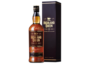 Whisky Highland Queen, BLENDED 8 ANOS Highland Queen Whisky VinumMundi