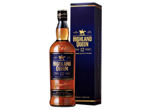 Whisky Highland Queen, BLENDED 12 ANOS Highland Queen Whisky VinumMundi