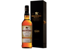 Load image into Gallery viewer, Whisky Highland Queen, Majesty 1986 Edição limitada Highland Queen Whisky VinumMundi
