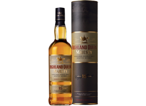 Whisky Malt Highland Queen, 16 ANOS Highland Queen Whisky Malt VinumMundi