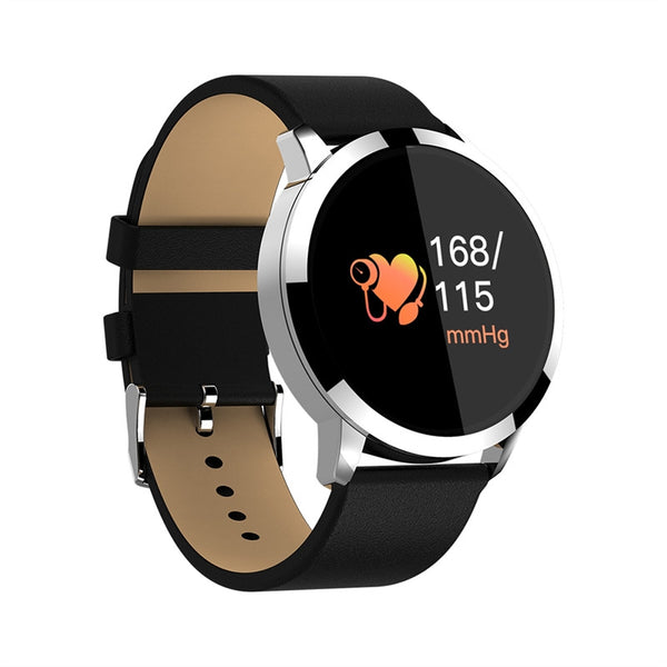 Waterproof Smart Watch with Fitness & Health Monitor