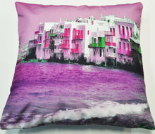 Load image into Gallery viewer, Mykonos, Green Little Venice