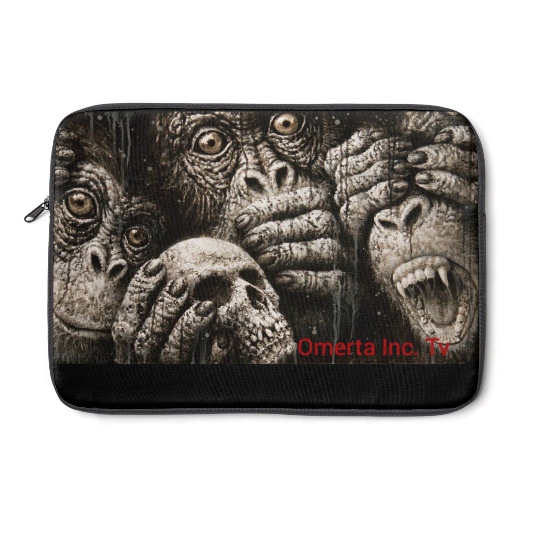 Omerta Inc.Tv Laptop Sleeve
