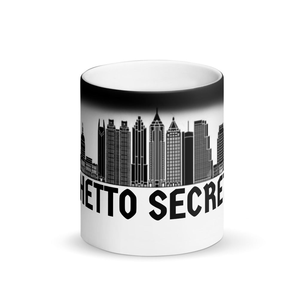 GHETTO SECRETS MUG