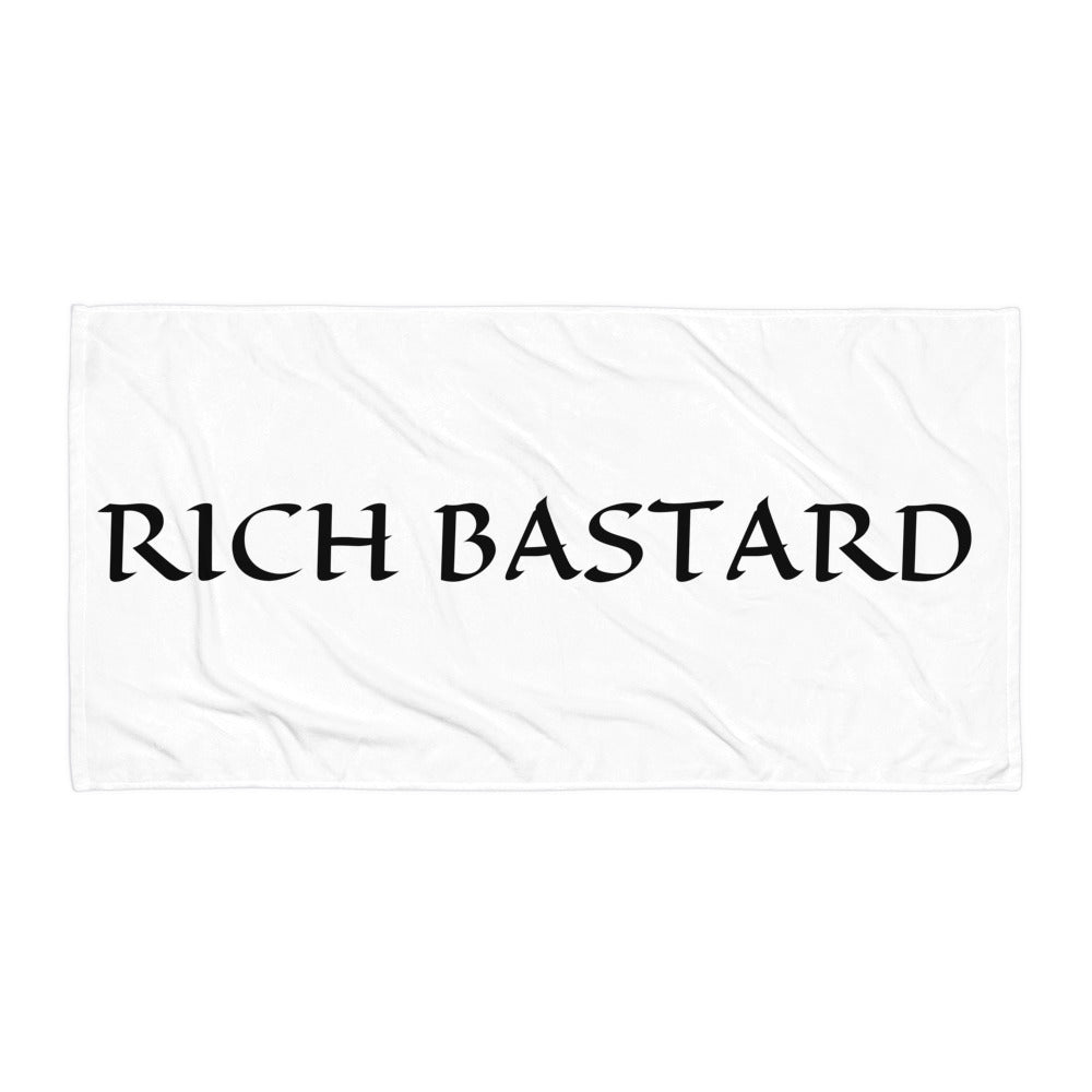 RICH BASTARD TOWEL
