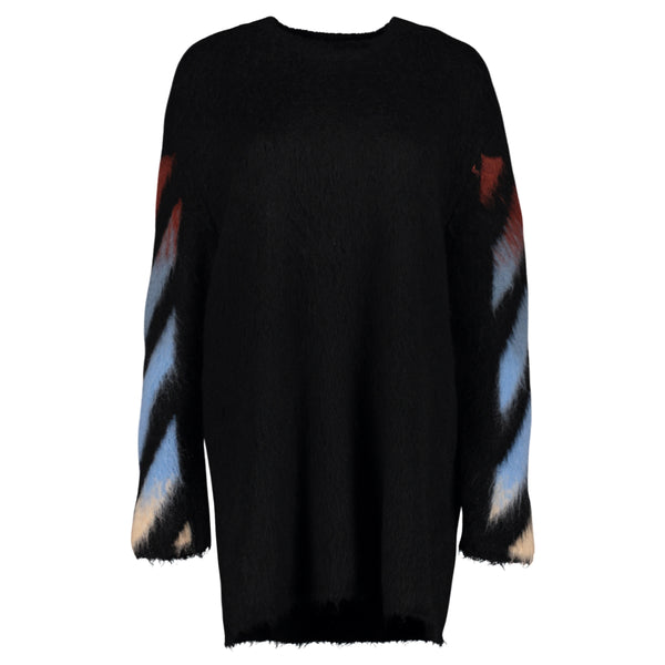 OFF WHITE LONG SWEATER