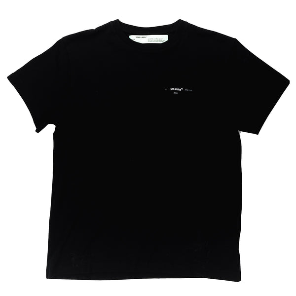 T-SHIRT X-BLACK COLORED ARROWS