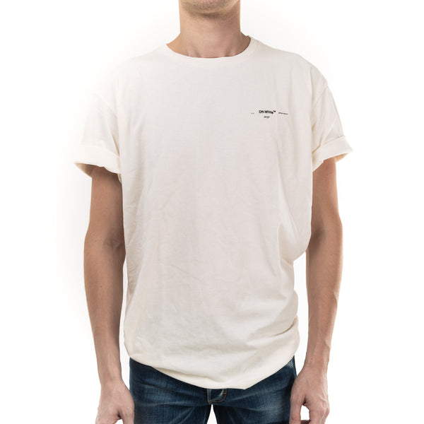 T-SHIRT X-WHITE COLORED ARROWS