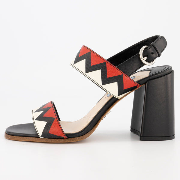 TRIBAL PRADA SANDAL