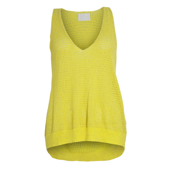 TOP TISSUE YELLOW