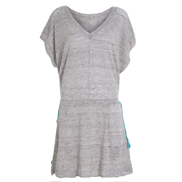 VESTIDO RIFLE GRAY
