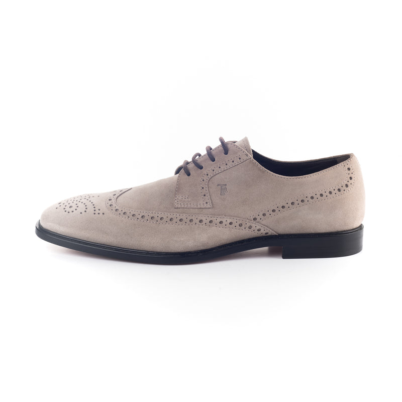 ZAPATOS WING TYPE BEIGE