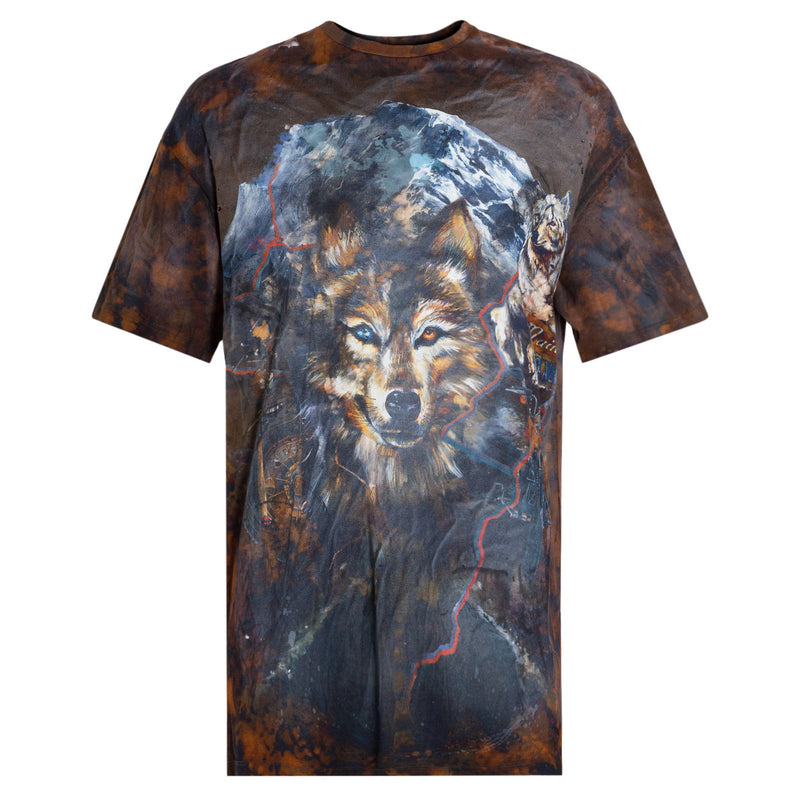 CAMISETA WOLF BROWN