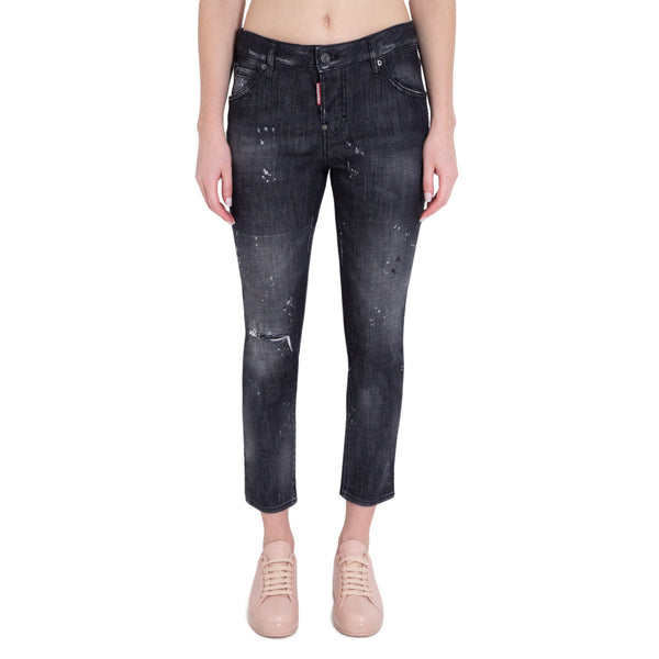 JEANS COOL GIRL BLACK