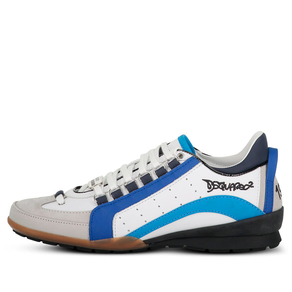 TENIS DSQUARED BLANCO