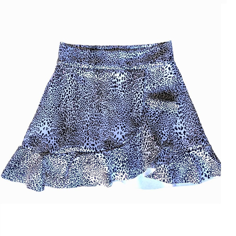 Falda Short Fiorella Animal Print