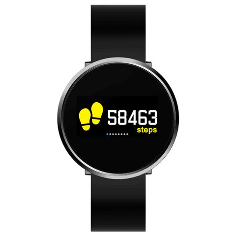 Bluetooth Smart Watch Android IOS Smartwatch Phone Call Remind Calories Heart Rate Monitor BOAMIGO Brand Bracelet Wristband