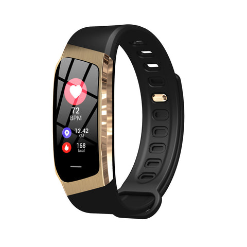 E18 Information Reminds IP67 Class Waterproof Health Monitoring Smart Watch