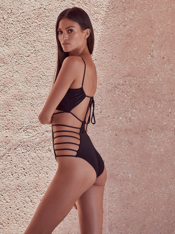 Sultry One Piece Swimsuit